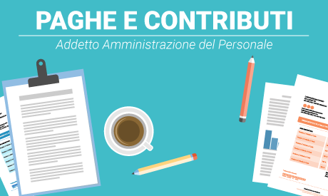 Corso Paghe e Contributi Amministrazione Personale